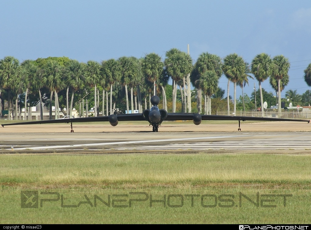 Lockheed U-2S - 80-1077 operated by US Air Force (USAF) #lockheed #usaf #usairforce