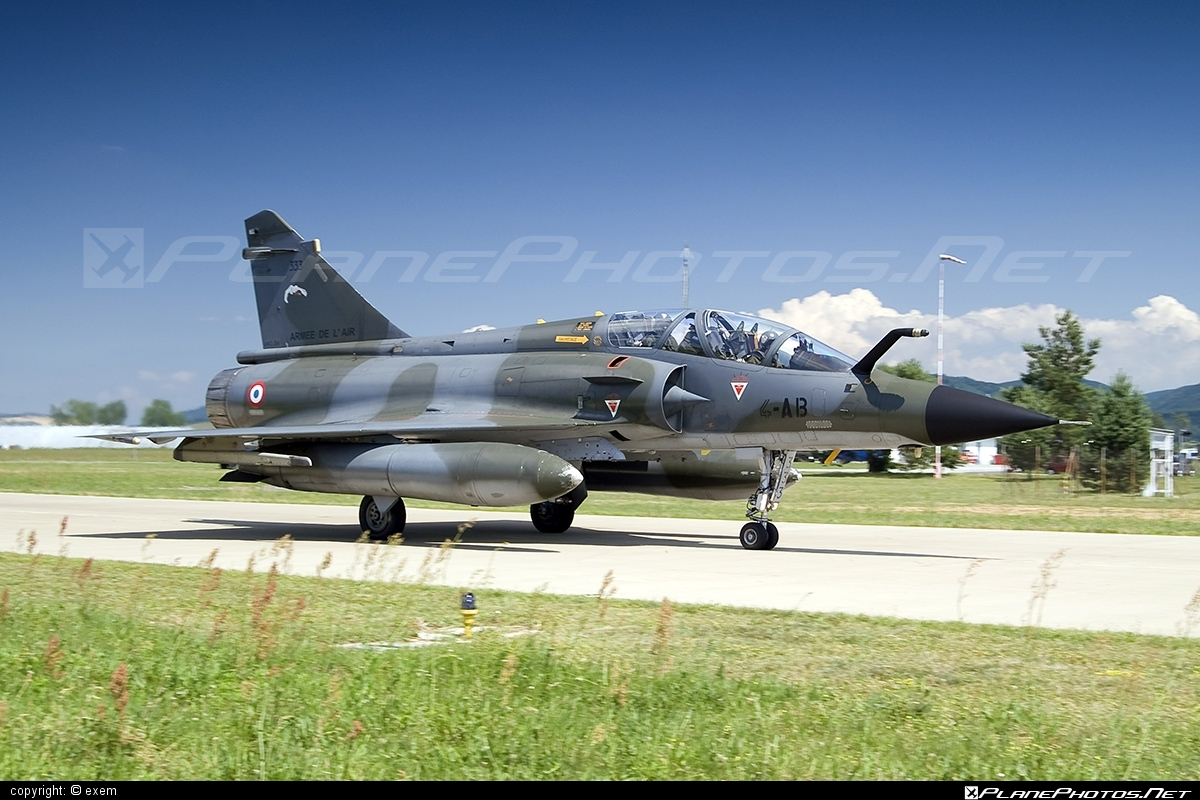 Dassault Mirage 2000N - 333 operated by Armée de l´Air (French Air Force) #armeedelair #dassault #frenchairforce