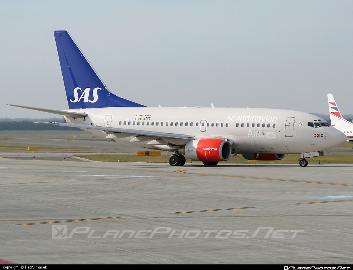Boeing 737-600 - LN-RRO operated by Scandinavian Airlines (SAS) #b737 #b737nextgen #b737ng #boeing #boeing737 #sas #sasairlines #scandinavianairlines