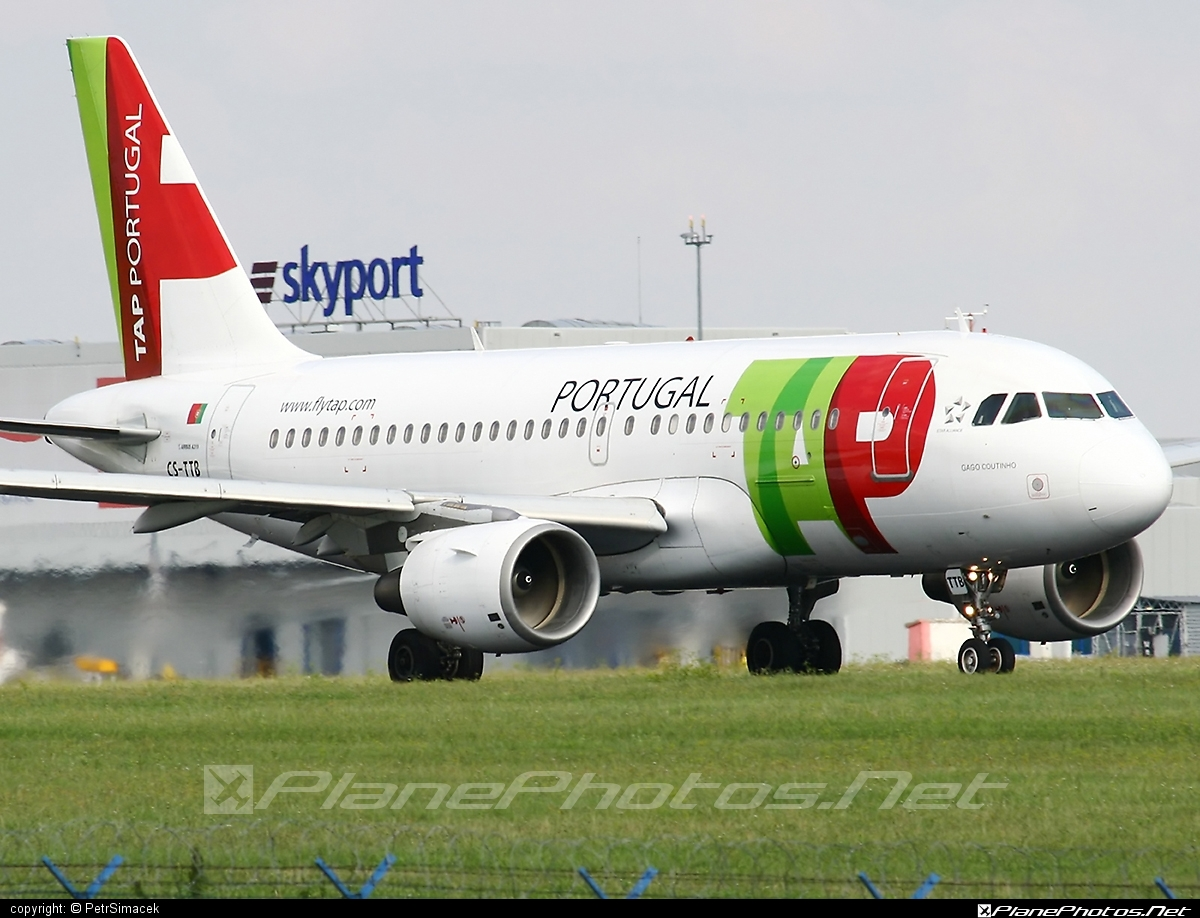 Airbus A319-111 - CS-TTB operated by TAP Portugal #a319 #a320family #airbus #airbus319