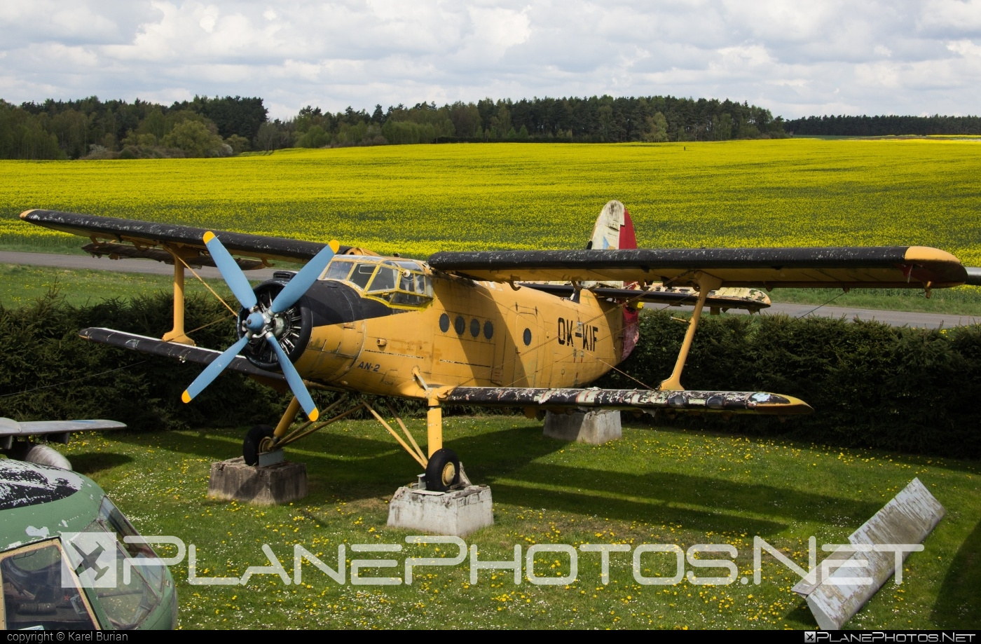 Antonov An-2 - OK-KIF operated by Slov-Air #an2 #antonov #antonov2