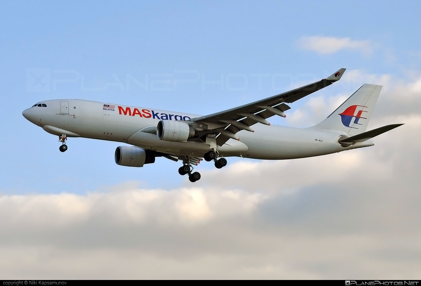 Airbus A330-223F - 9M-MUC operated by MASkargo #a330 #a330family #airbus #airbus330