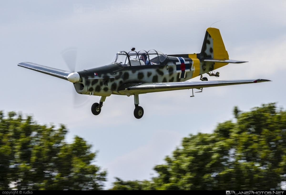 Aeroklub Martin Zlin Z-226MS Trenér - OM-MHE #retroskyteam #rst #z226 #z226trener #zlin #zlin226 #zlintrener