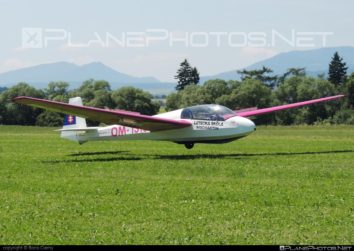 Schleicher ASK 13 - OM-1313 operated by Private operator #schleicher