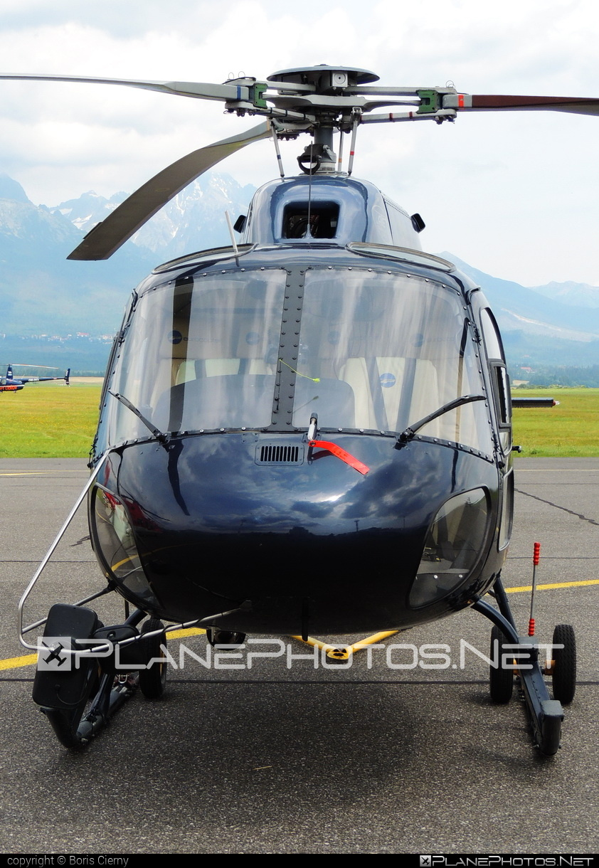 Eurocopter AS355 N Ecureuil 2 - OM-ATH operated by Air Transport Europe #airtransporteurope #eurocopter