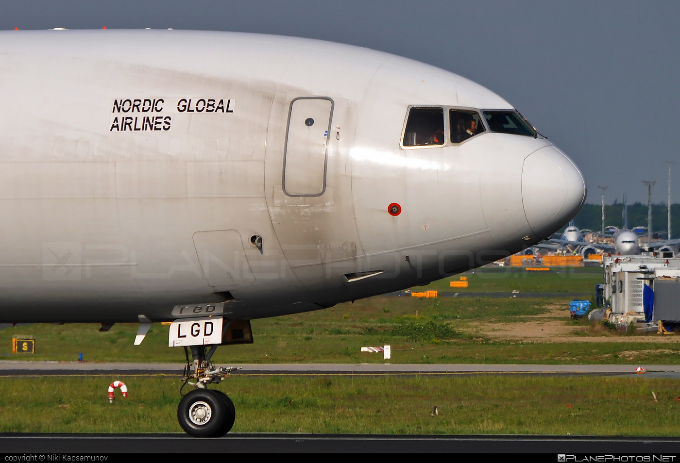 Nordic Global Airlines McDonnell Douglas MD-11F - OH-LGD