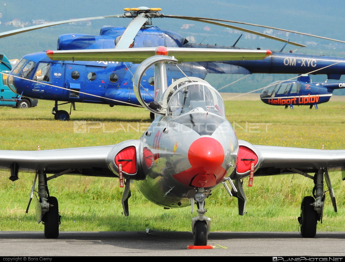Aero L-29 Delfin - OM-SLK operated by Slovenské krídla, s.r.o. #aero #aerol29 #aerol29delfin #delfin #l29