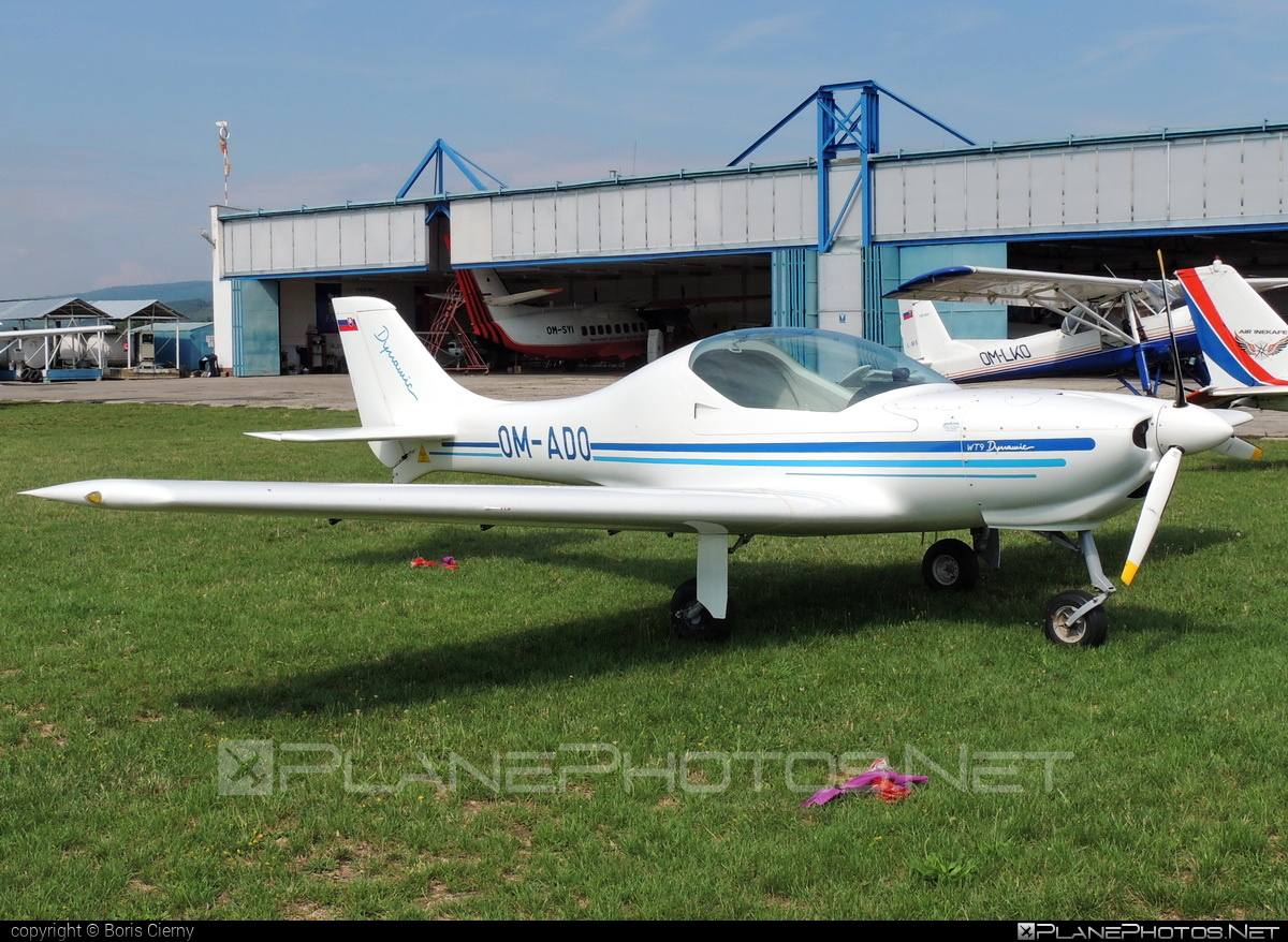 Aerospool WT9 Dynamic - OM-ADO operated by Private operator #aerospool #wt9 #wt9dynamic