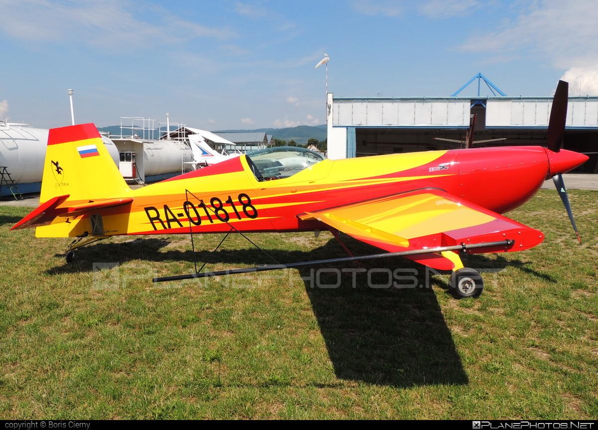 Extra EA-330SC - RA-01818 operated by Private operator #extra330 #extraea330 #extraea330sc