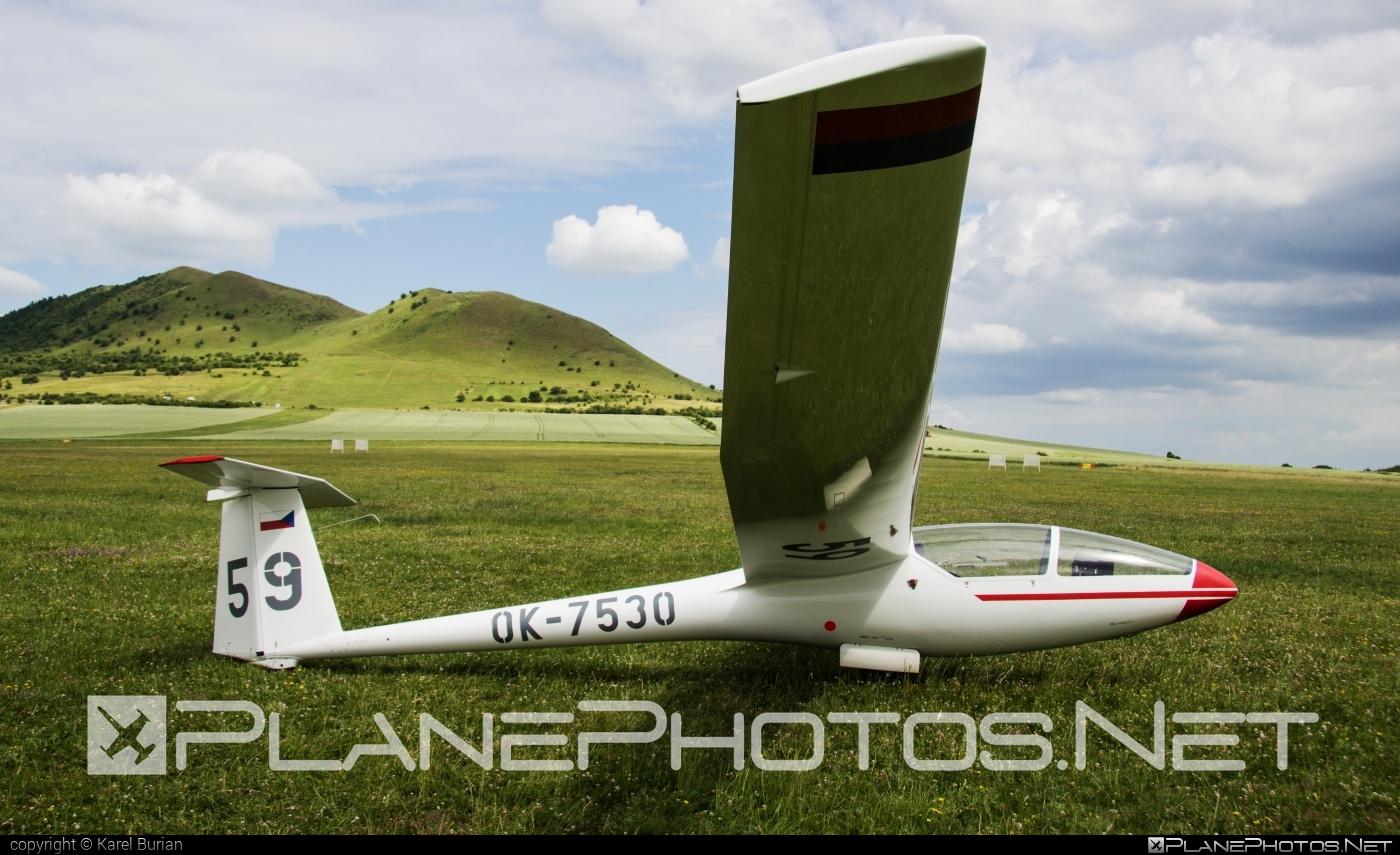 Orličan VSO-10B Gradient - OK-7530 operated by Aeroklub Raná #orlican