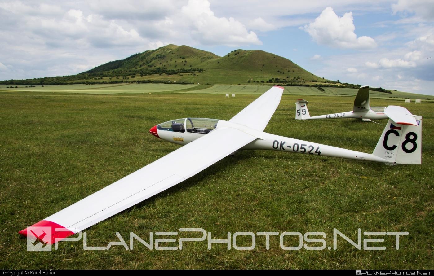 Aeroklub Raná Orličan VSO-10C Gradient Club - OK-0524 #orlican