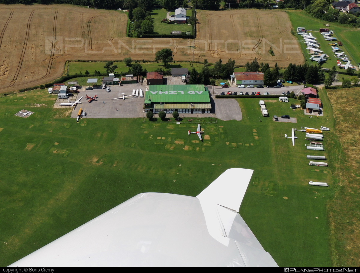 Martin airport overview