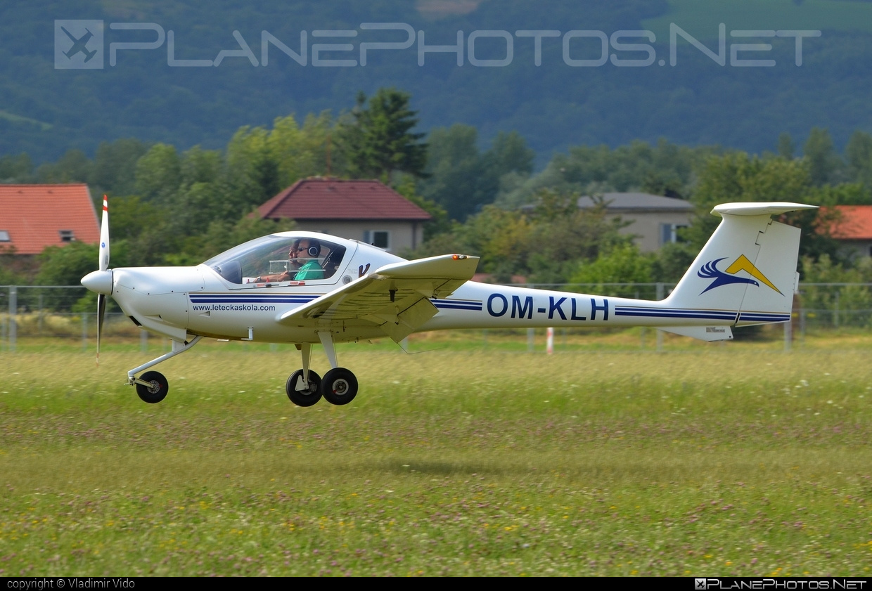 Diamond DA20-A1 Katana - OM-KLH operated by Seagle Air FTO #da20 #da20a1 #da20a1katana #da20katana #diamond