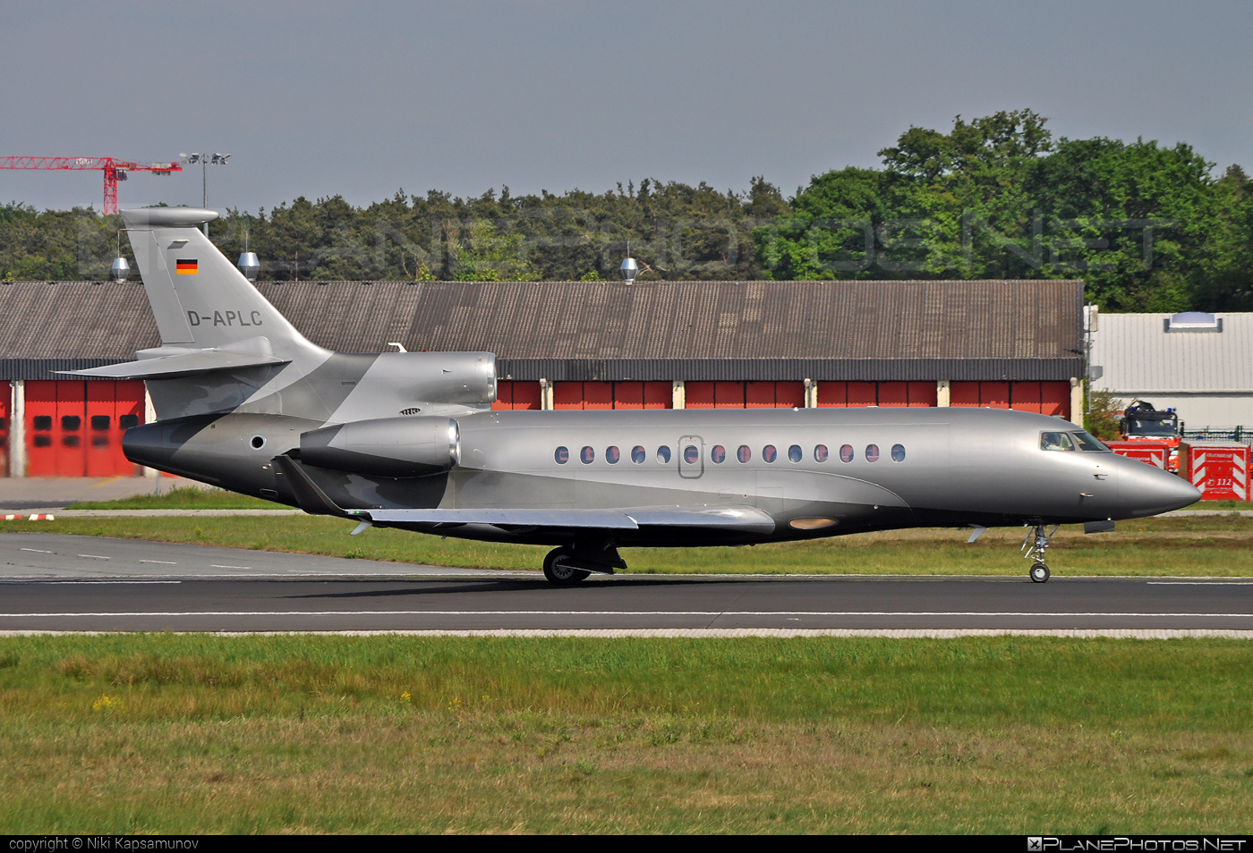 Dassault Falcon 7X - D-APLC operated by ACM Air Charter #dassault #dassaultfalcon #dassaultfalcon7x #falcon7x