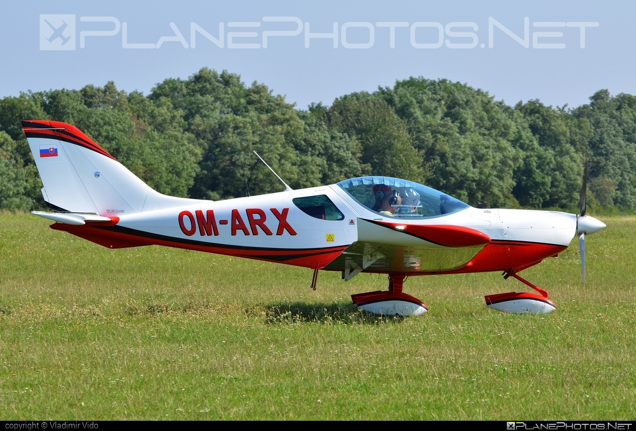 Czech Sport Aircraft PS-28 Cruiser - OM-ARX operated by AeroRelax s.r.o. #czechsportaircraft #ps28 #ps28cruiser