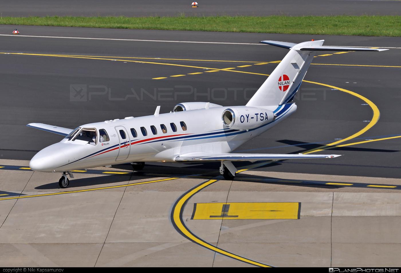 Cessna 525B Citation CJ3 - OY-TSA operated by Nilan #cessna #cessna525 #cessna525b #cessnacitation #citationjet #citationjet3 #cj3