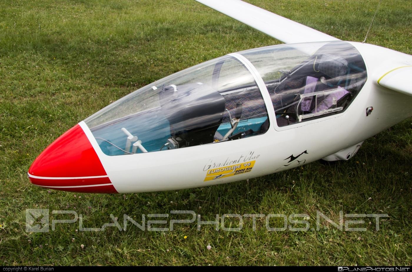 Orličan VSO-10C Gradient Club - OK-0524 operated by Aeroklub Raná #orlican