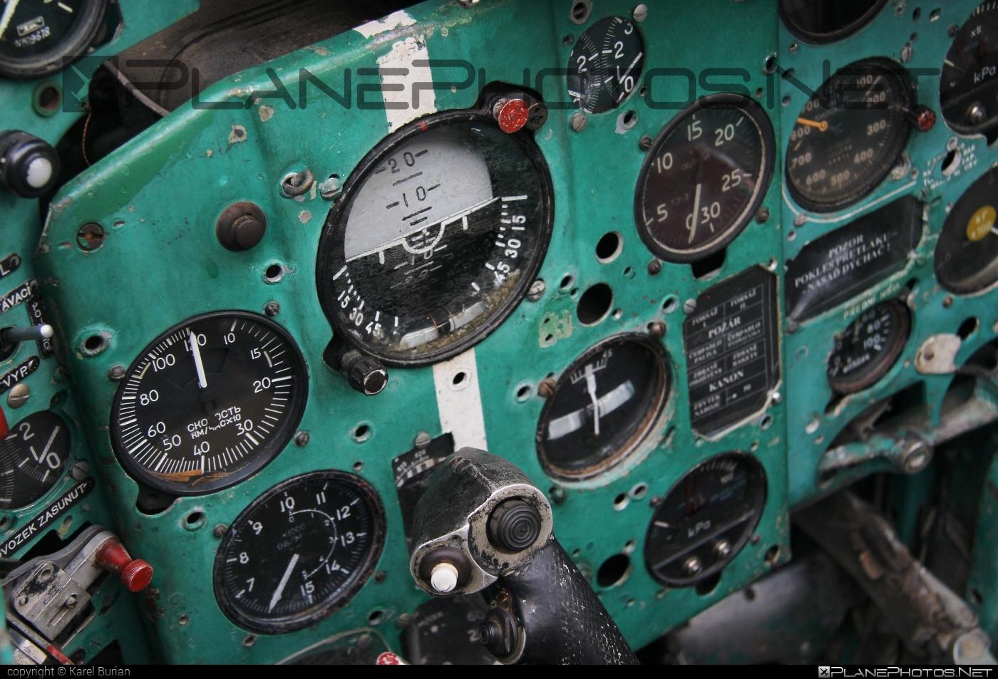Mikoyan-Gurevich MiG-21MA - 1207 operated by Vzdušné síly AČR (Czech Air Force) #czechairforce #mig #mig21 #mig21ma #mikoyangurevich #vzdusnesilyacr