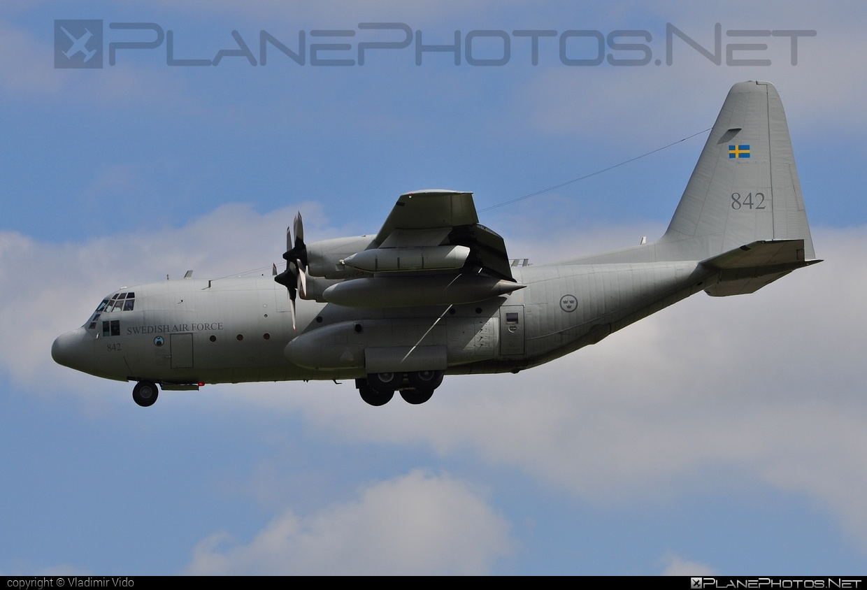 Lockheed Tp84 Hercules - 84002 operated by Flygvapnet (Swedish Air Force) #flygvapnet #lockheed #swedishairforce
