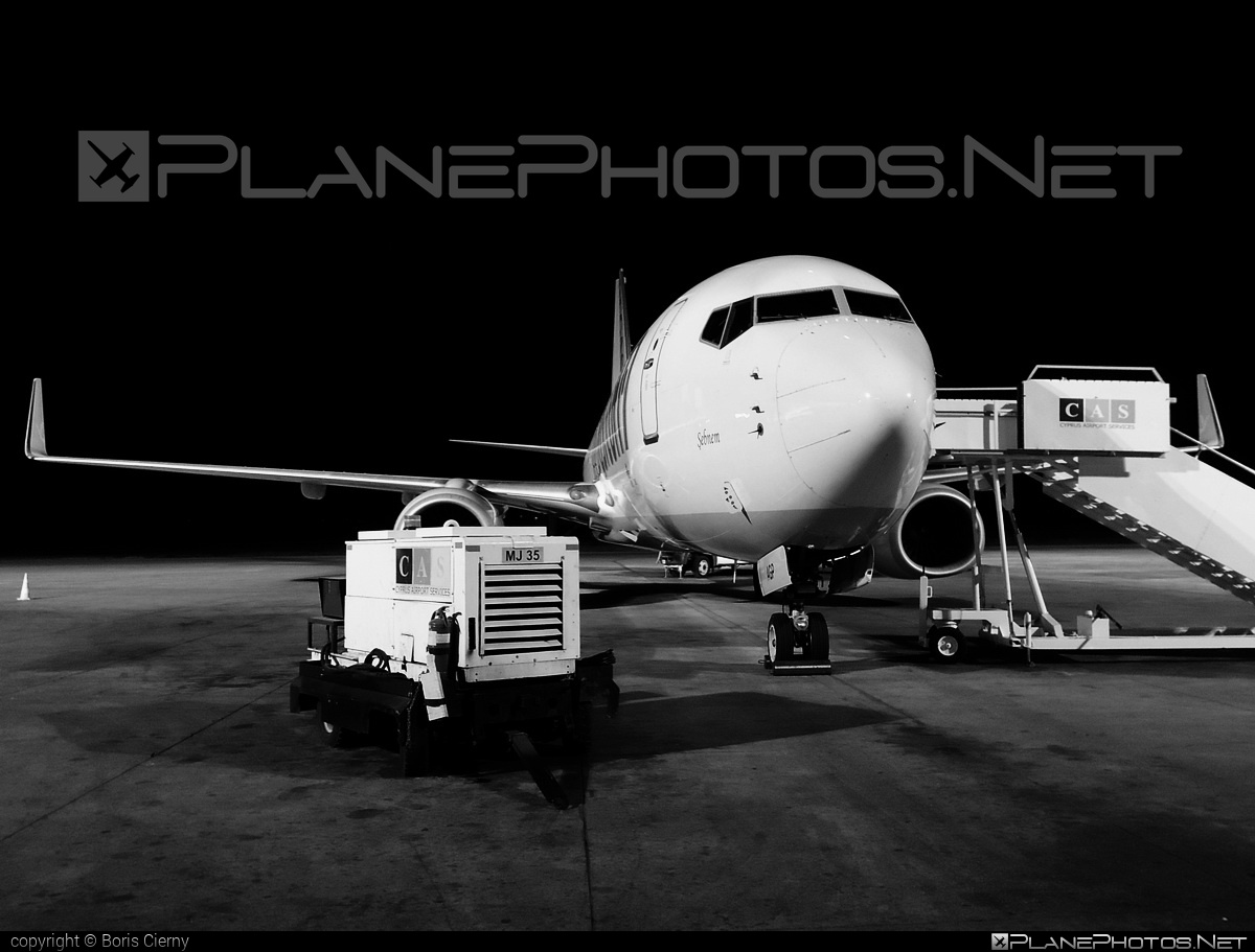 Pegasus Airlines Boeing 737-800 - TC-AGP #b737 #b737nextgen #b737ng #boeing
