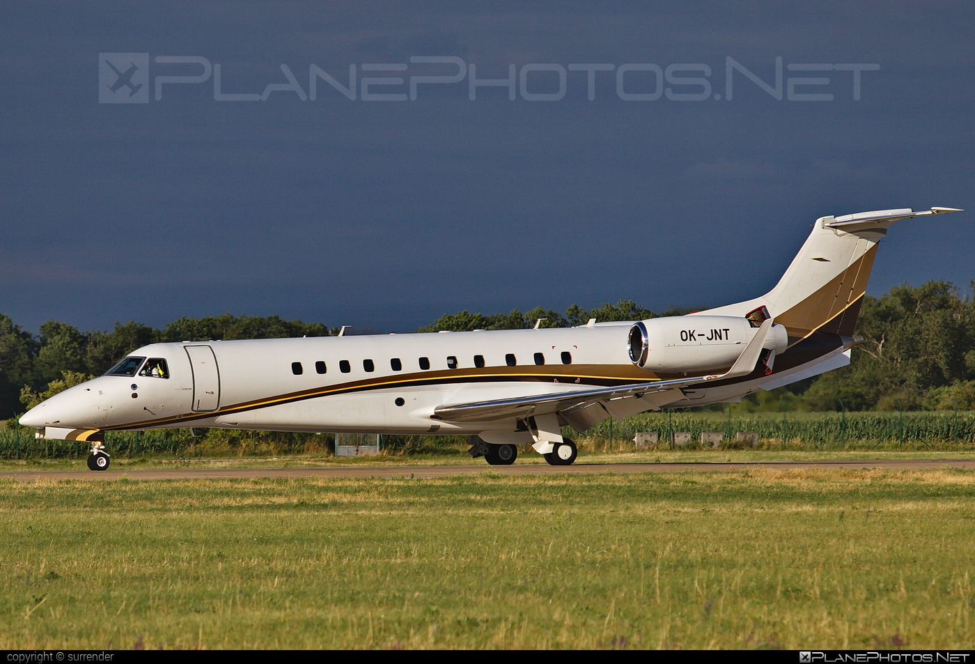 Embraer ERJ-135BJ Legacy 600 - OK-JNT operated by ABS Jets #embraer #embraer135 #embraerlegacy #erj135 #erj135bj #legacy600