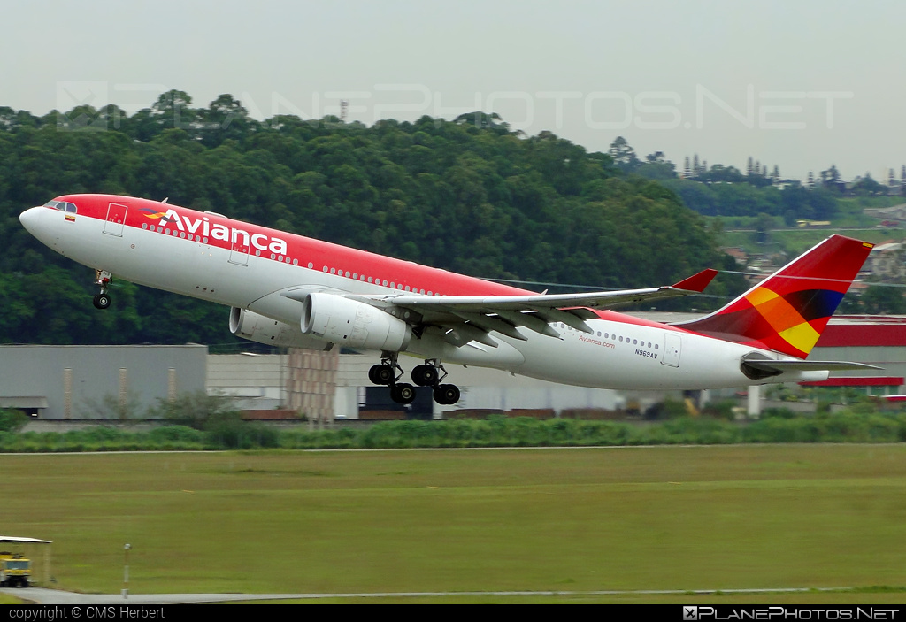 Airbus A330-243 - N969AV operated by Avianca #a330 #a330family #airbus #airbus330 #avianca