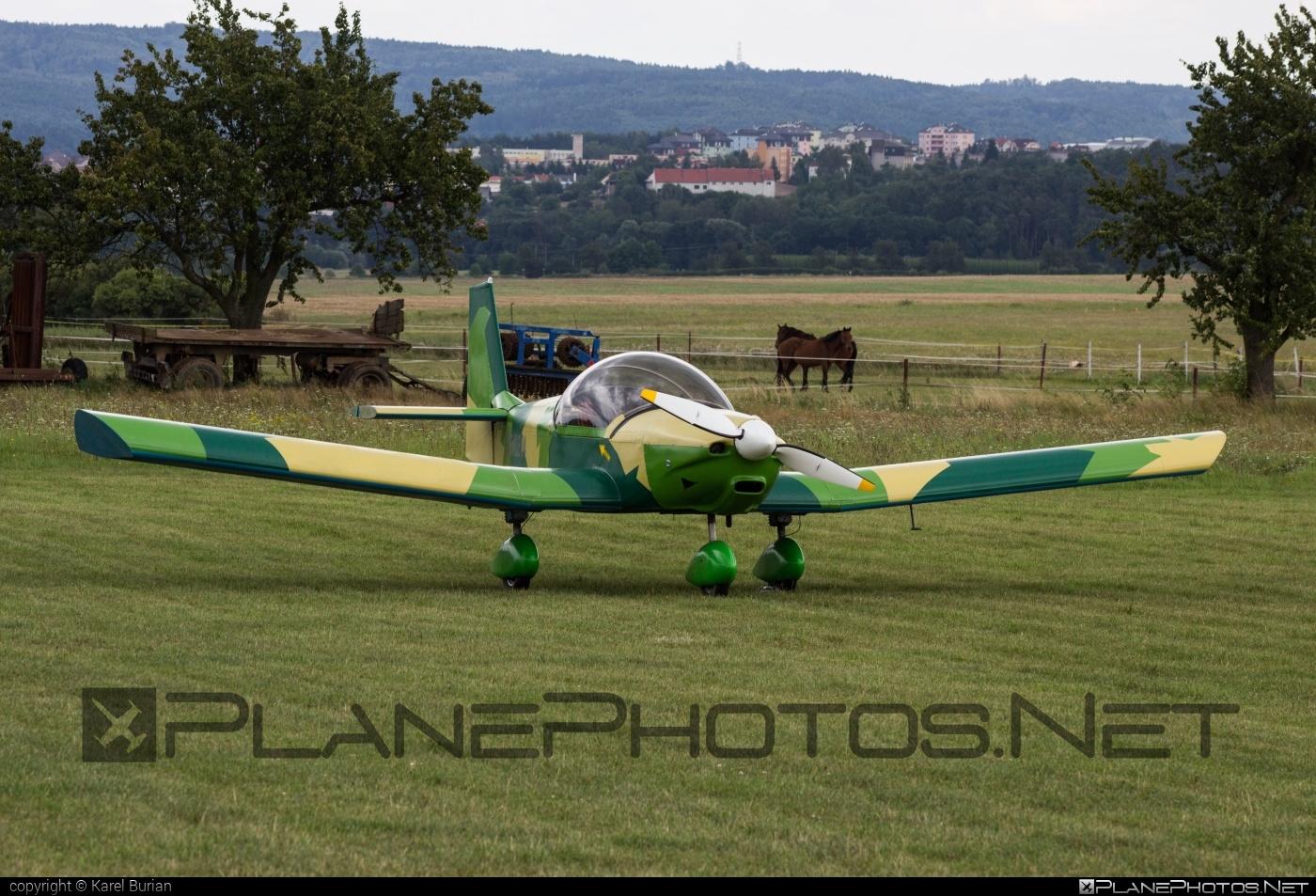Zenair Zodiac CH 601 - OK-NUE 04 operated by Private operator #zenair