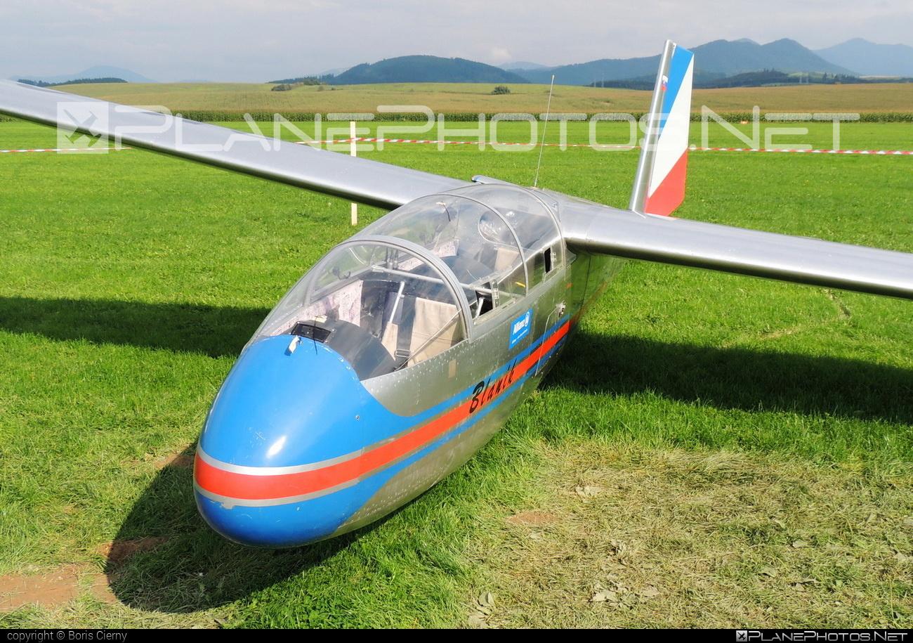 Let L-13 Blaník - OM-8804 operated by Aeroklub Martin #let