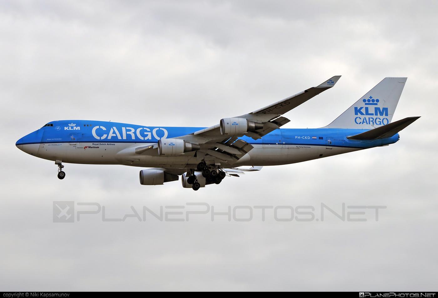 Boeing 747-400ERF - PH-CKD operated by KLM Cargo #b747 #b747erf #b747freighter #boeing #boeing747 #jumbo