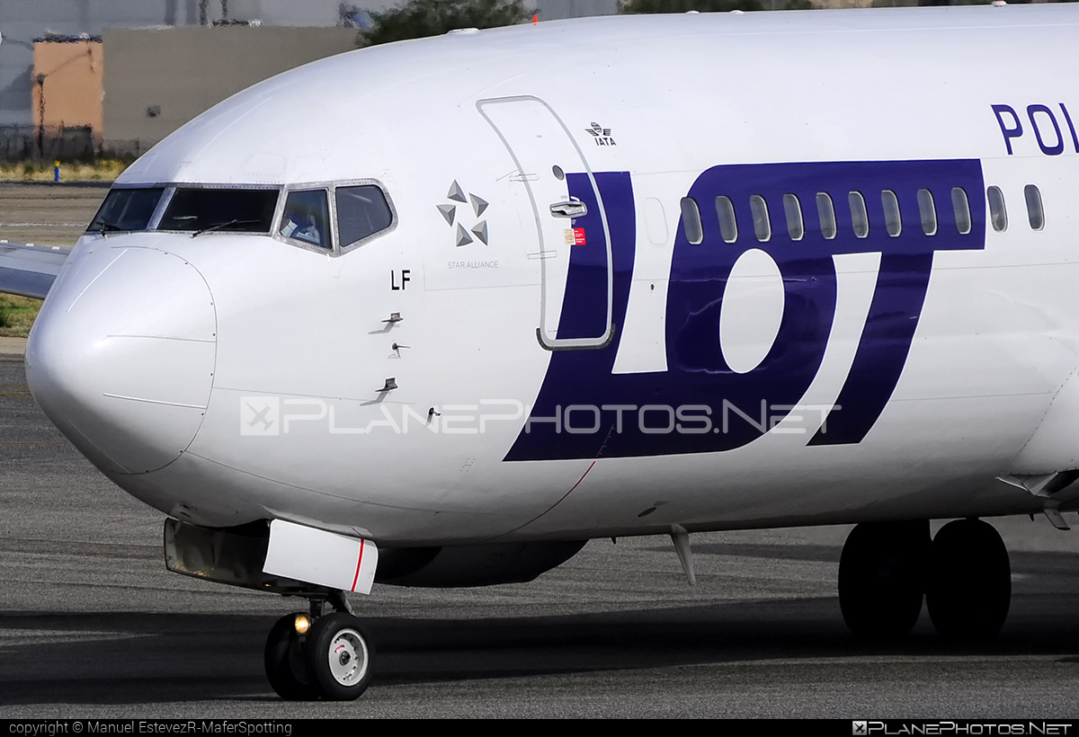 Boeing 737-400 - SP-LLF operated by LOT Polish Airlines #b737 #boeing #boeing737 #lot #lotpolishairlines