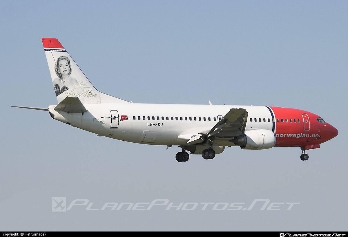 Boeing 737-300 - LN-KKJ operated by Norwegian Air Shuttle #b737 #boeing #boeing737 #norwegian #norwegianair #norwegianairshuttle
