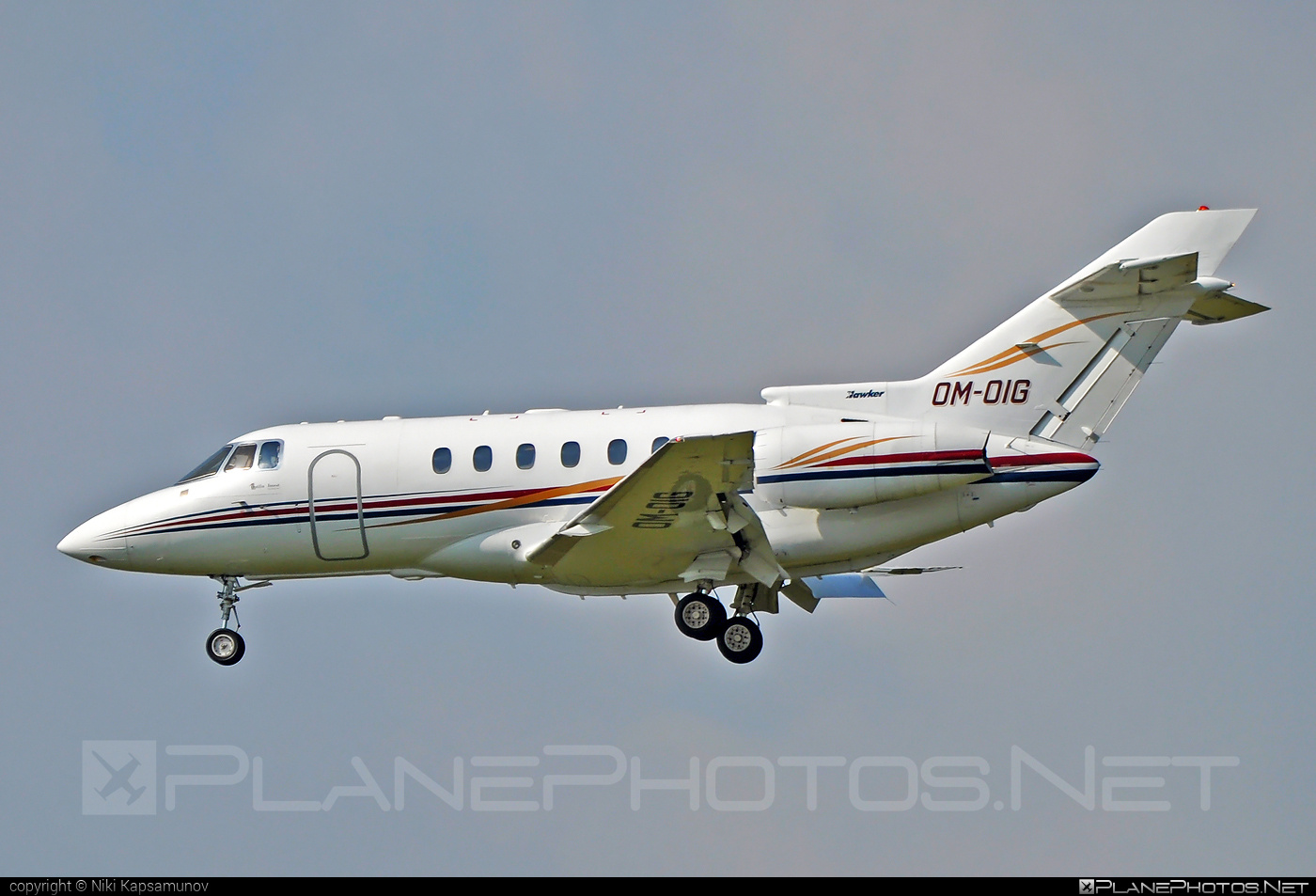 Raytheon Hawker 800XP - OM-OIG operated by Tatra Jet #800xp #hawker800 #hawker800xp #raytheon