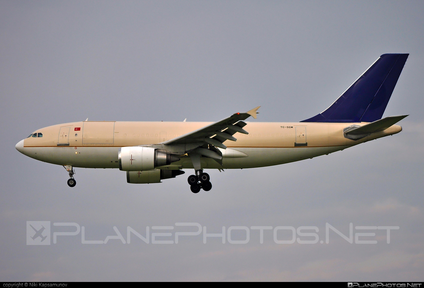 Airbus A310-308F - TC-SGM operated by ULS Airlines Cargo #a310 #airbus