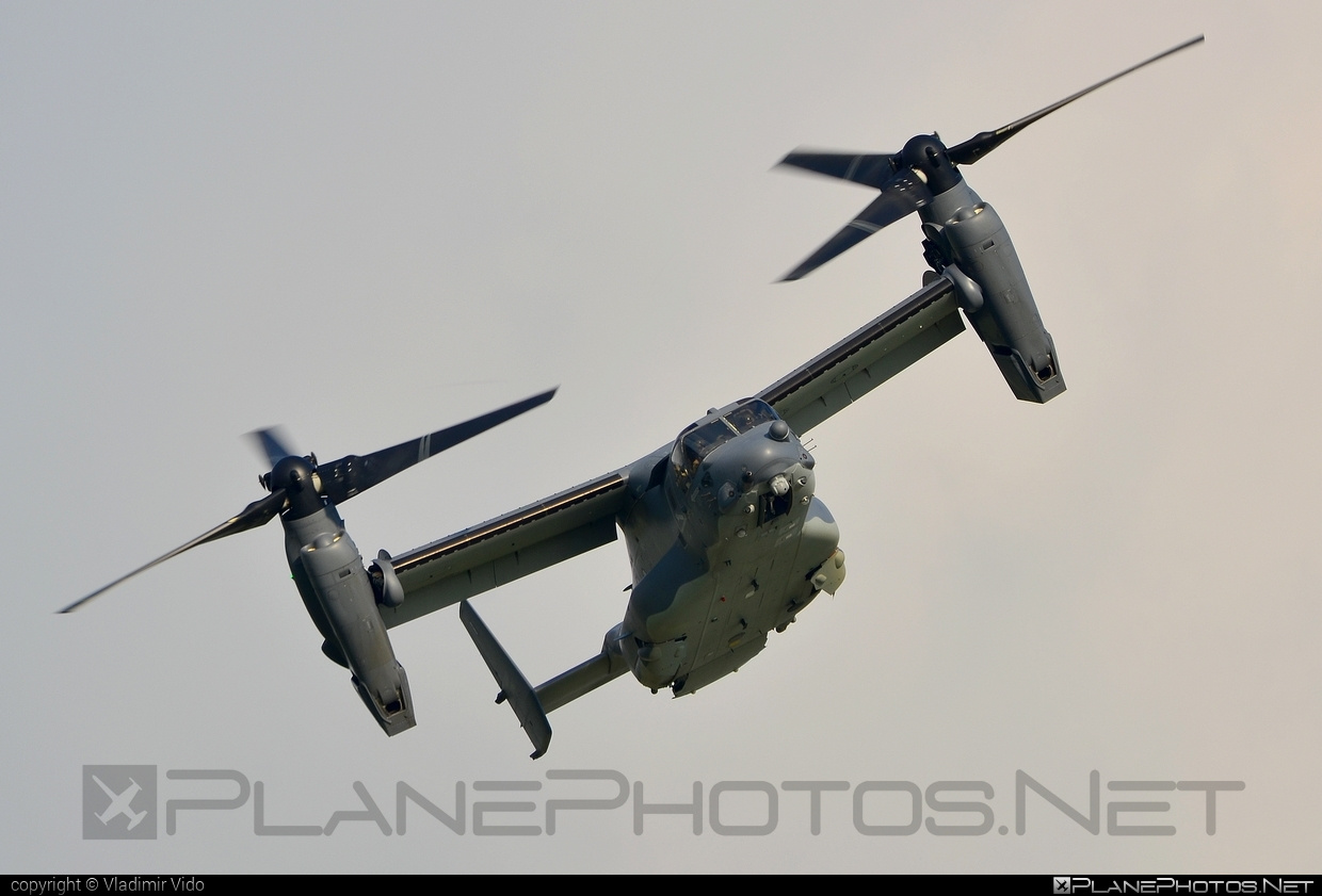 Bell Boeing CV-22B Osprey - 09-0046 operated by US Air Force (USAF) #bellboeing #natodays #natodays2014 #usaf #usairforce
