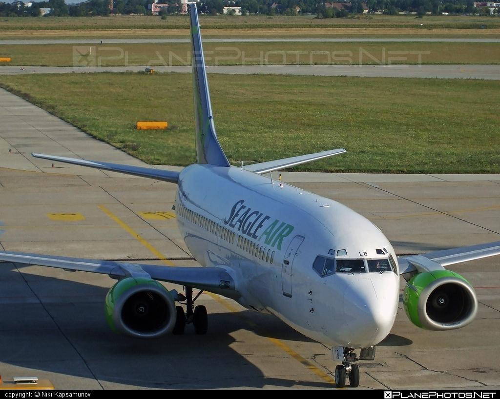 Boeing 737-300 - OM-HLB operated by SeagleAir #b737 #boeing #boeing737