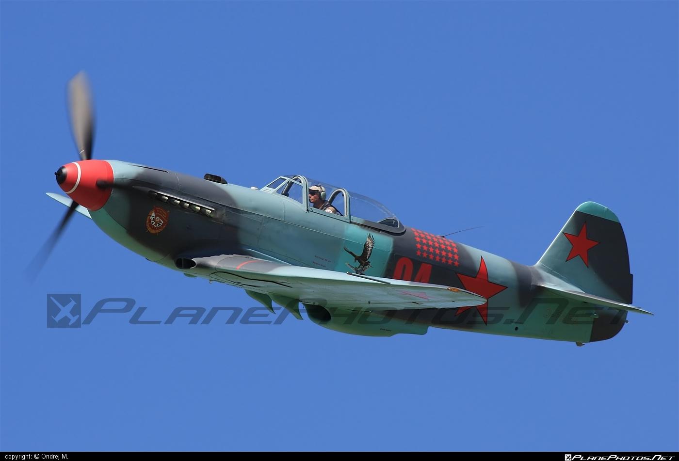 Yakovlev Yak-9U-M - D-FAFA operated by Private operator #yak #yak9 #yak9um #yakovlev