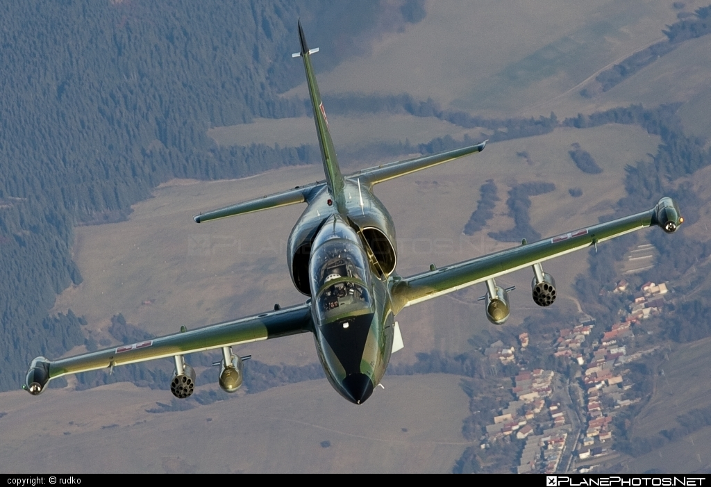 Aero L-39ZA Albatros - 4707 operated by Vzdušné sily OS SR (Slovak Air Force) #aero #aerol39 #aerol39albatros #aerol39zaalbatros #albatros #l39 #l39za #l39zaalbatros #slovakairforce #vzdusnesilyossr
