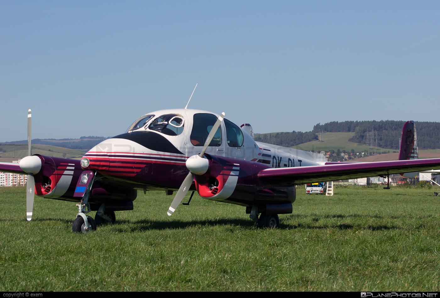 Let L-200A Morava - OK-OLT operated by Blue Sky Service #let