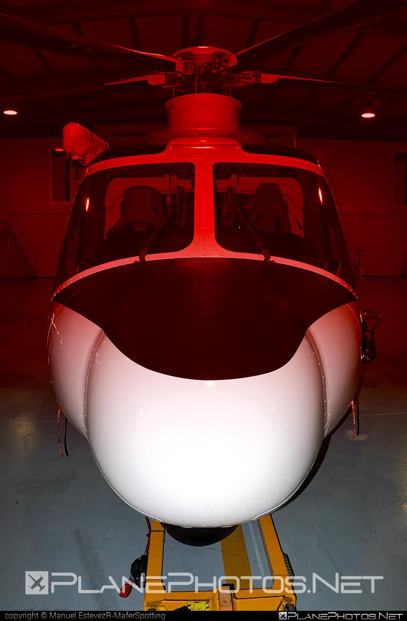 AgustaWestland AW139 - EC-LJA operated by Sociedad de Salvamento y Seguridad Marítima (Spanish Maritime Safety Agency) #agustawestland