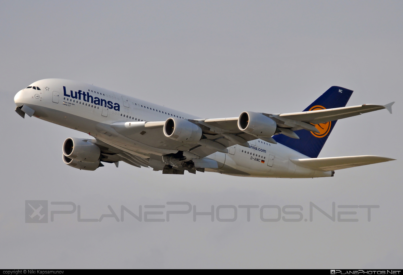 Airbus A380-841 - D-AIMC operated by Lufthansa #a380 #a380family #airbus #airbus380 #lufthansa