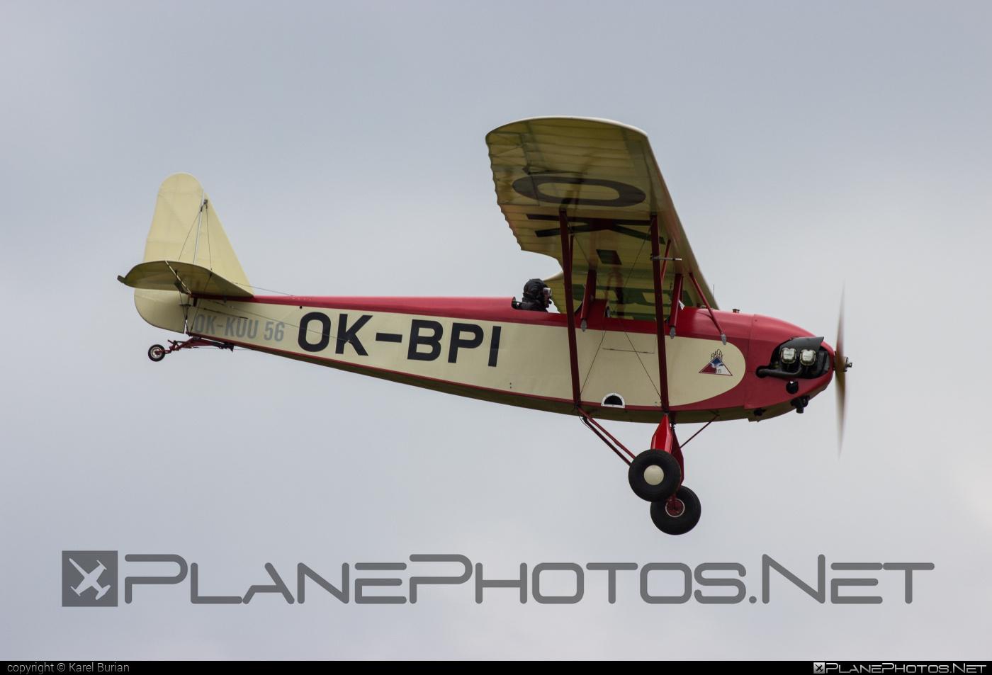 Racek PB-6 (replica) - OK-KUU 56 operated by Private operator #racek
