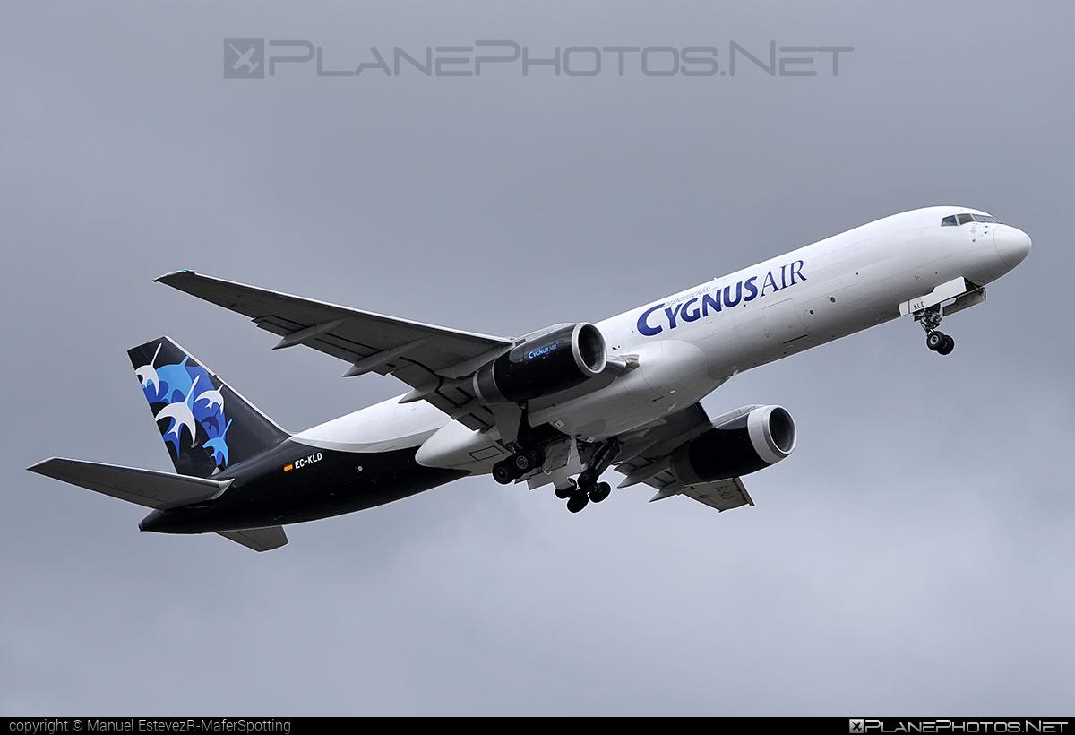 Cygnus Air Boeing 757-200SF - EC-KLD #b757 #boeing