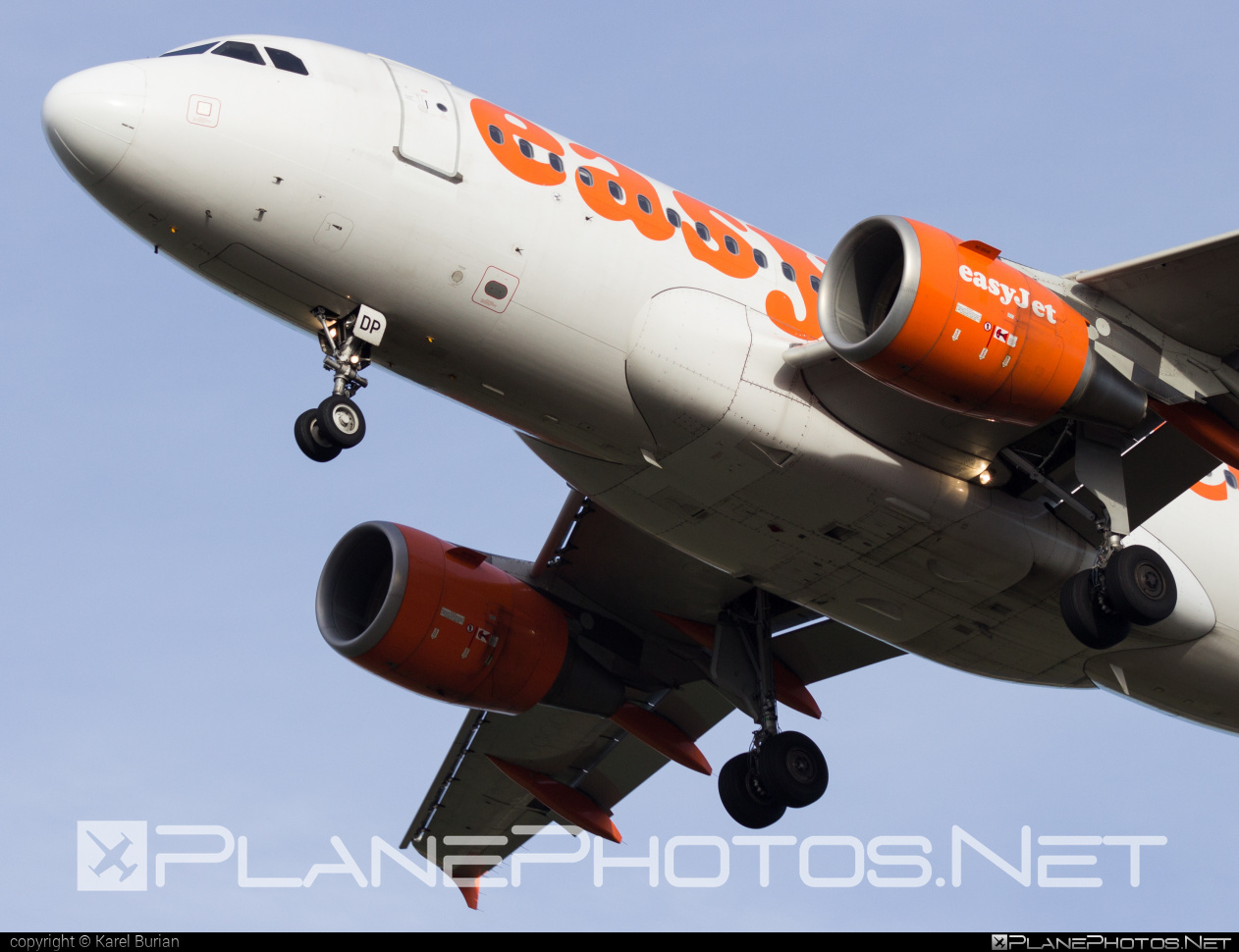 Airbus A319-111 - G-EZDP operated by easyJet #a319 #a320family #airbus #airbus319 #easyjet