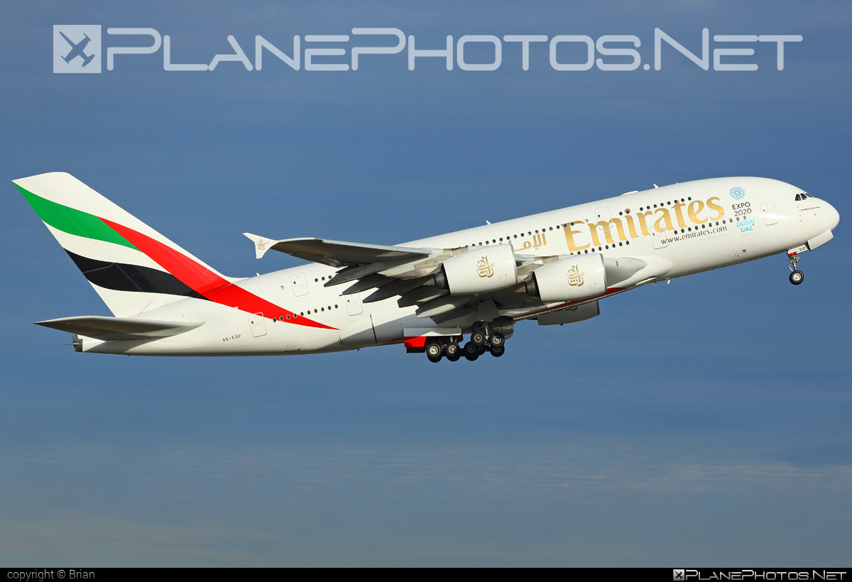 Airbus A380-861 - A6-EDP operated by Emirates #a380 #a380family #airbus #airbus380 #emirates