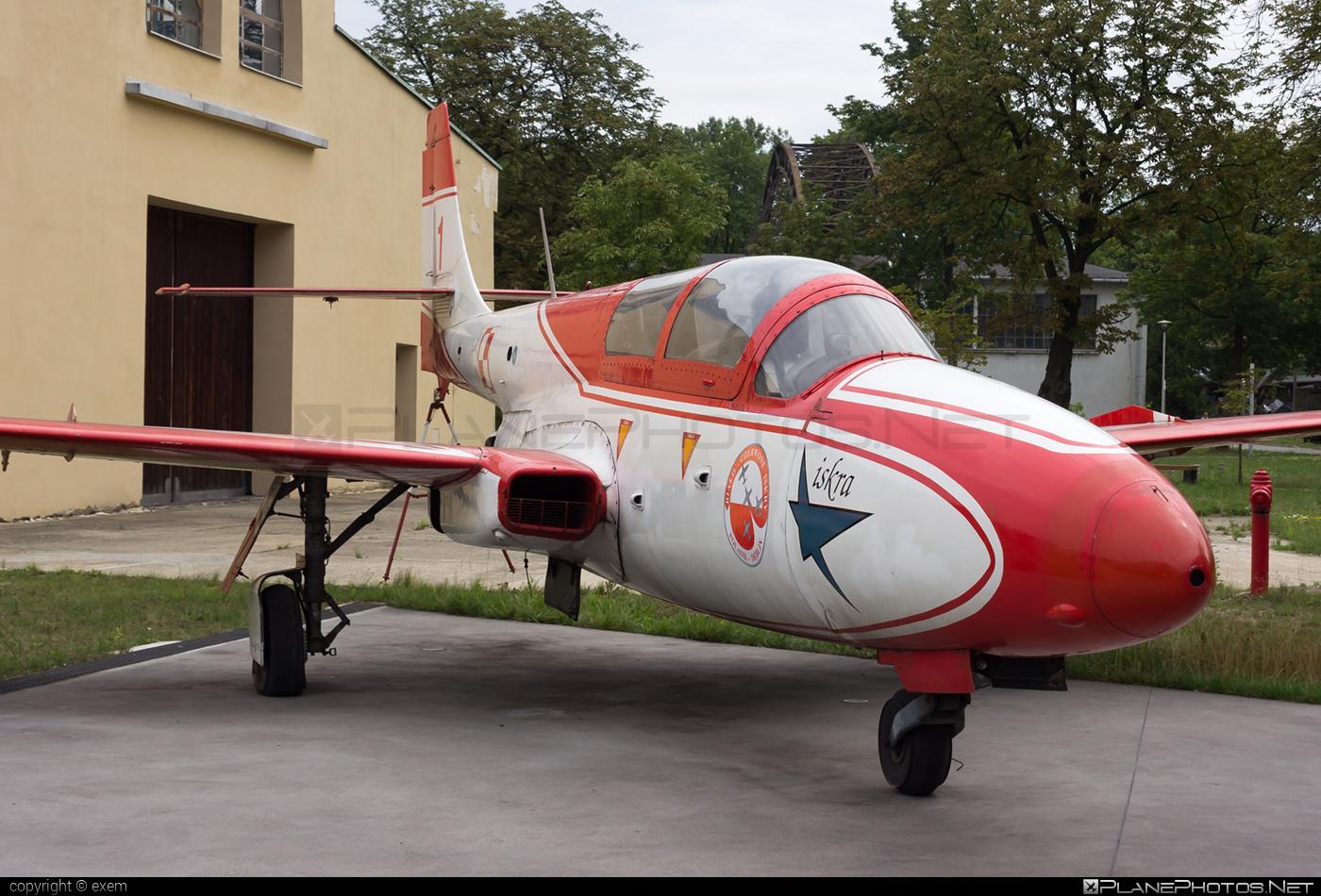 PZL-Mielec TS-11 Iskra bis B - 730 operated by Siły Powietrzne Rzeczypospolitej Polskiej (Polish Air Force) #polishairforce #pzl #pzlmielec #silypowietrzne