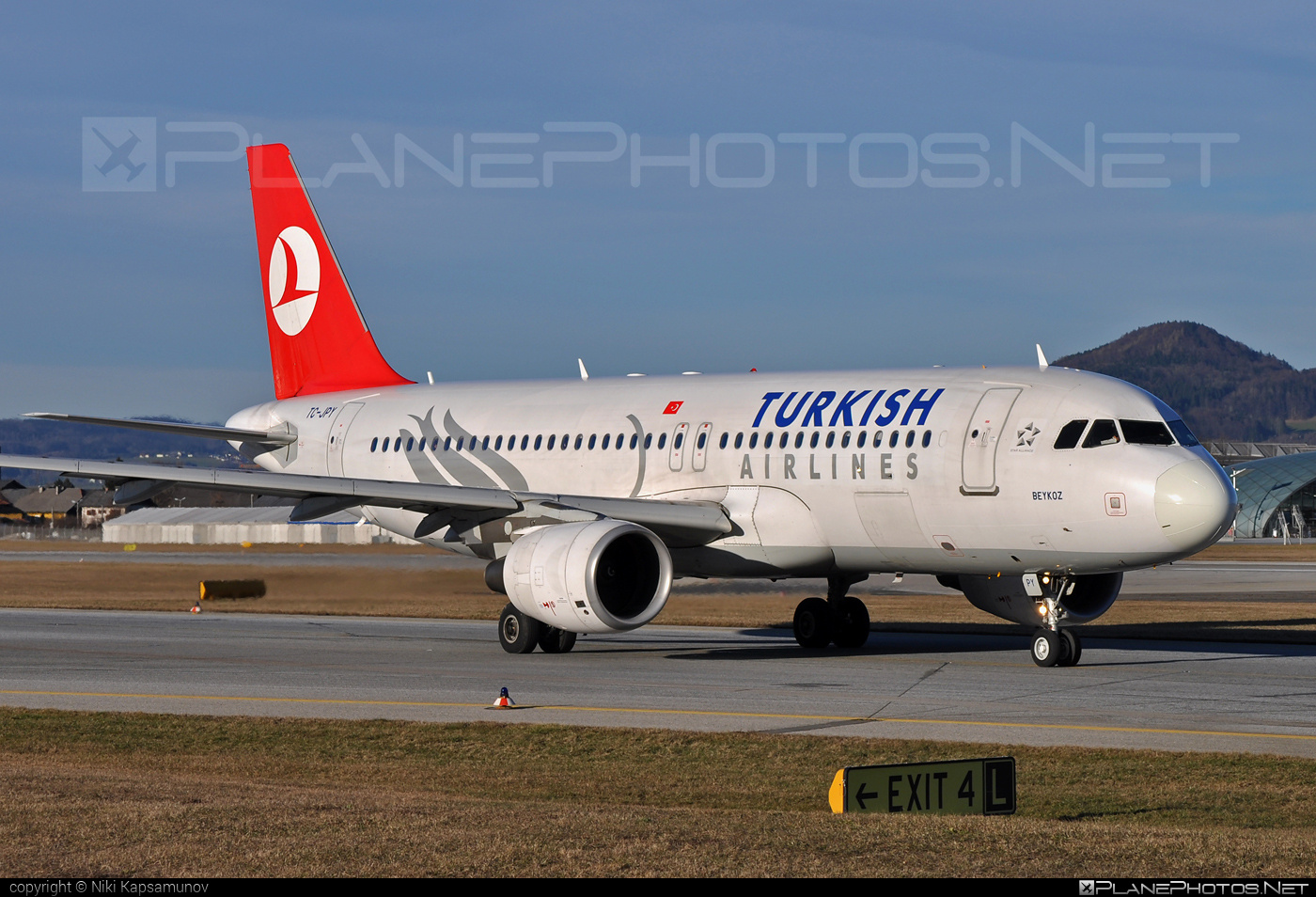 Airbus A320-214 - TC-JPY operated by Turkish Airlines #a320 #a320family #airbus #airbus320 #turkishairlines