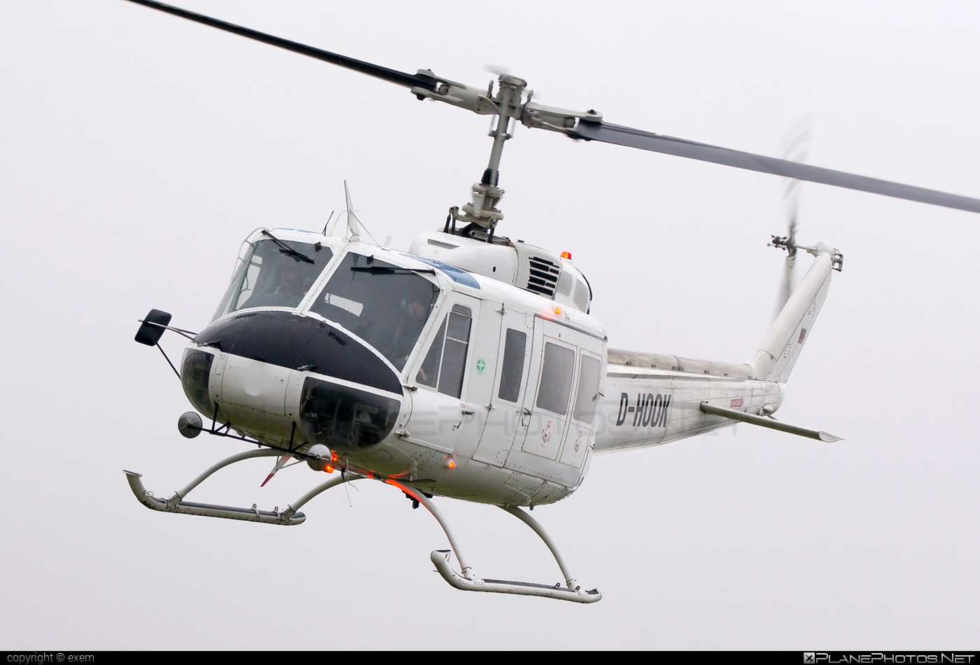 Bell 205A-1 - D-HOOK operated by Agrarflug Helilift #bell #bellhelicopters