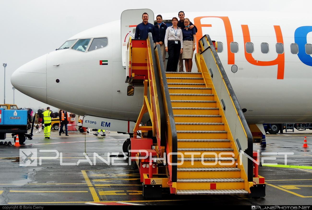 Boeing 737-800 - A6-FEM operated by flydubai #b737 #b737nextgen #b737ng #boeing #boeing737