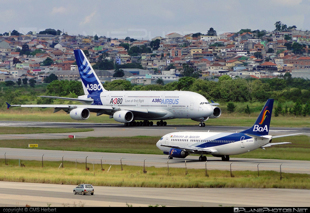 Airbus A380-861 - F-WWDD operated by Airbus Industrie #a380 #a380family #airbus #airbus380