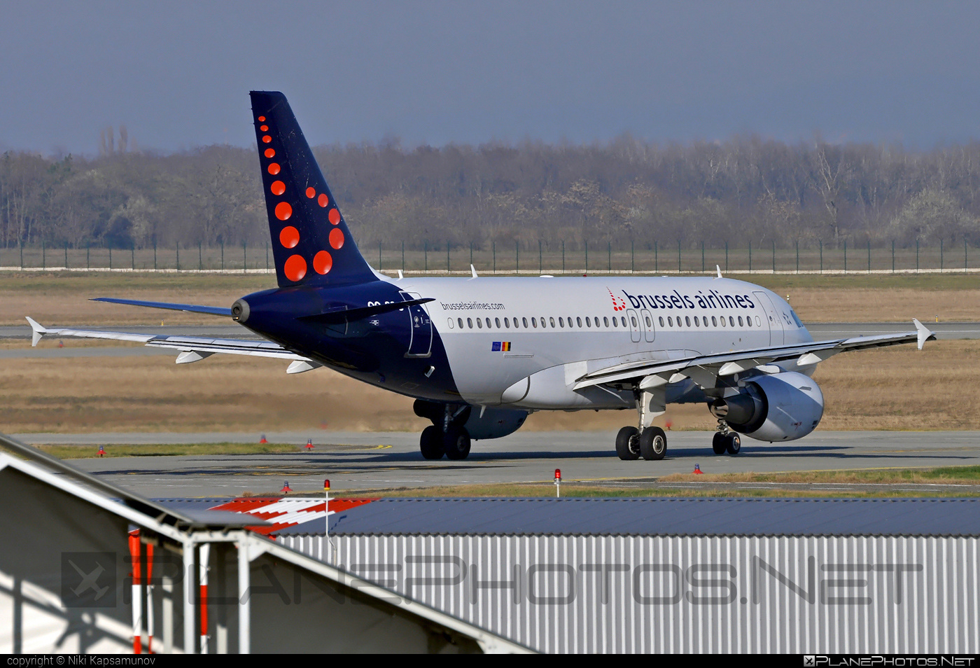 Airbus A319-111 - OO-SSU operated by Brussels Airlines #a319 #a320family #airbus #airbus319 #brusselsairlines